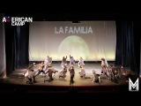 La Familia  SHOW INDA SHOW - VOL.2 American Camp 2017 #lafamilia #pjd #mmpp