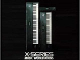 Korg X3 - Pads and Ambient sounds