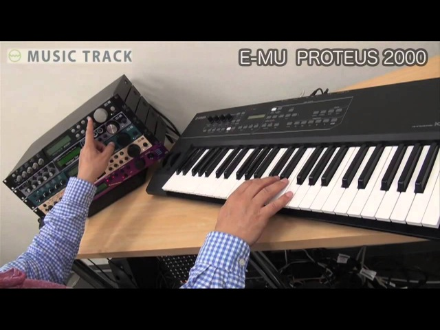 E MU Proteus2000 Demo Review English Captions