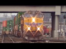 [HD] BNSF, UP, CSX, CREX, Amtrak, EMD leaders, BN Caboose, and more - Vancouver, WA