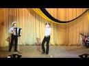 Матросский танец-чечетка Яблочко !