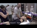 Семинар по костоправству Правка грудного отдела лежа