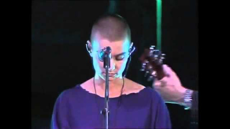 Roger Waters Sinead O'Connor - Mother.flv