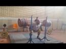 370 кг на 4 раза