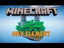 Выживание в Майнкрафт: Sky Element. Часть 1 Приятные сюрпризы