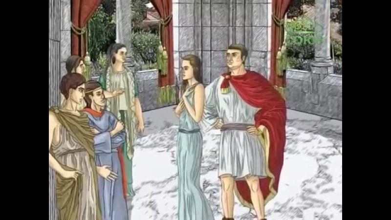 Святая великомученица ИРИНА (Мульткалендарь)