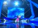 Ионела Цэруш и Михай Унгуряну на румынской Минуте славы
