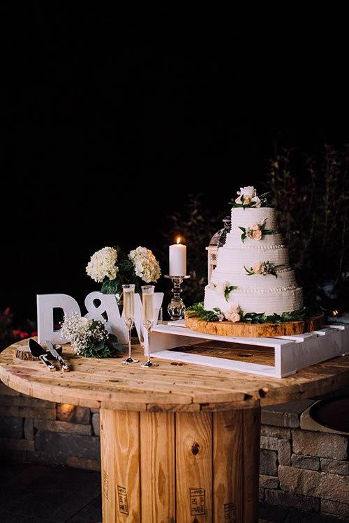 xMHm5C4T FA - Свадебные торты 2017 (25 фото)