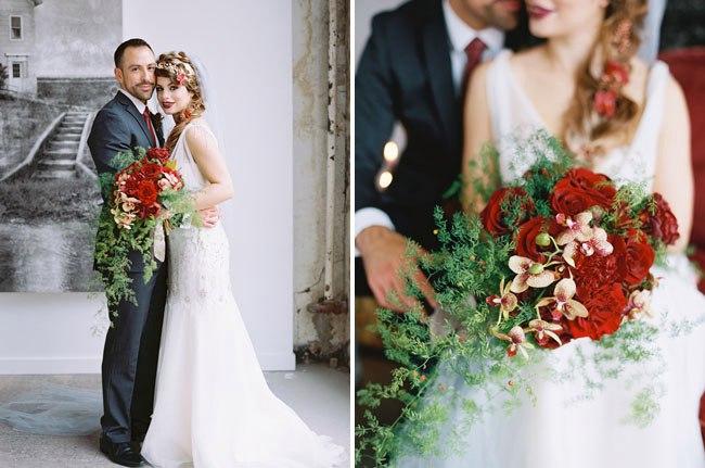 NJF9cK71qH0 - Свадьба в стиле романтического творчества Шекспира (30 фото)