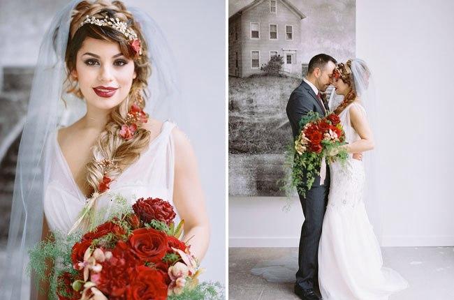 AZfQbO877UU - Свадьба в стиле романтического творчества Шекспира (30 фото)