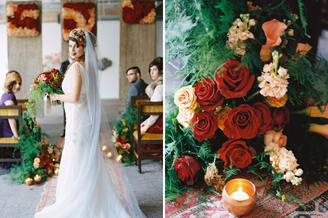 GJukCPlm9xw - Свадьба в стиле романтического творчества Шекспира (30 фото)