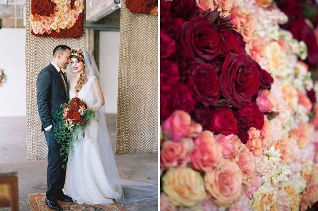 ldTapuARN8 - Свадьба в стиле романтического творчества Шекспира (30 фото)