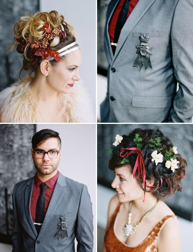 q54MvgWWVx8 - Свадьба в стиле романтического творчества Шекспира (30 фото)
