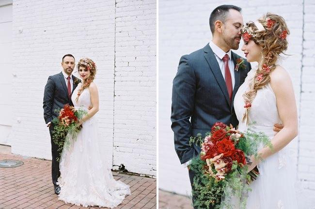 CqjmNgE2vzk - Свадьба в стиле романтического творчества Шекспира (30 фото)