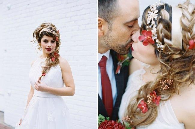 UPfM9BxdUM - Свадьба в стиле романтического творчества Шекспира (30 фото)