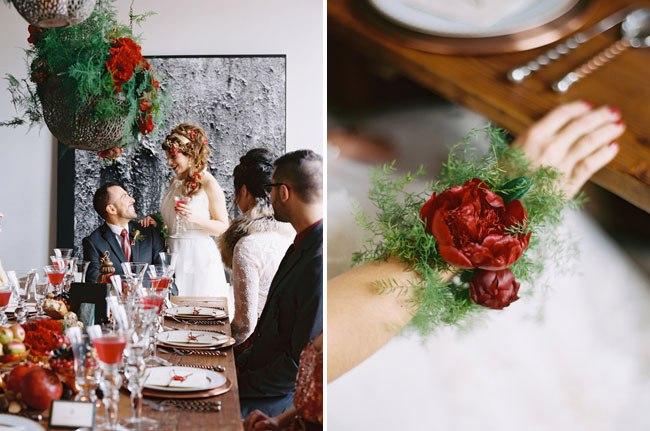QqA9 4ib4mg - Свадьба в стиле романтического творчества Шекспира (30 фото)