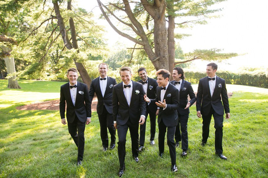hfn3LWvguMg - Свадьба на берегу Гудзона (27 фото)