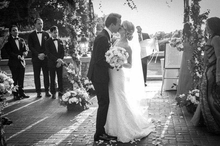 peQ3JcNoudg - Свадьба на берегу Гудзона (27 фото)