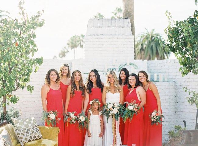 T73OPRajpo - Свадьба в стиле бохо и гламур (44 фото)