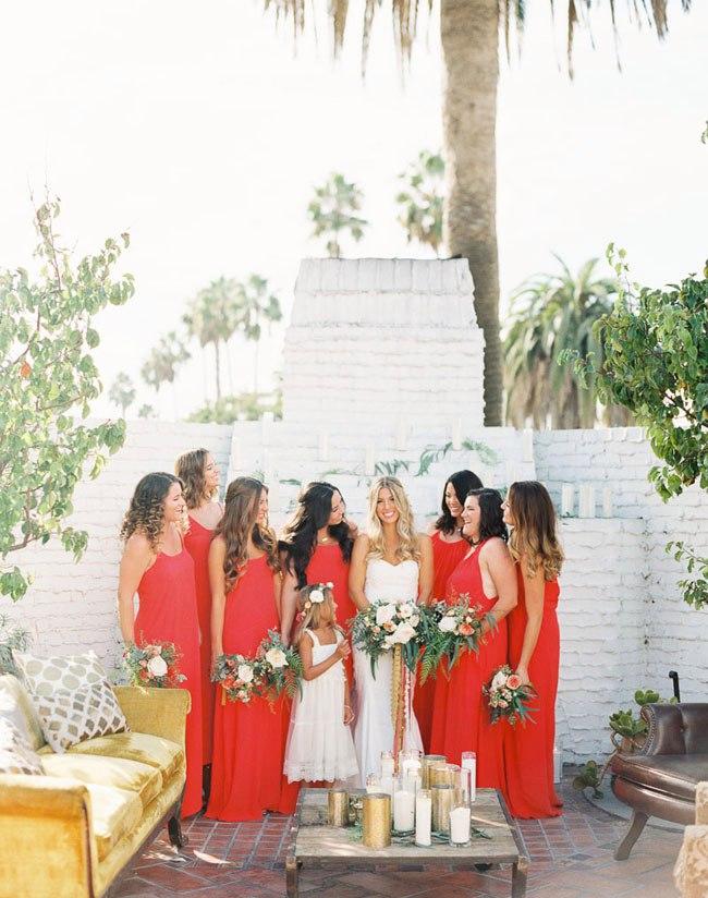 8 DCHYTPFuU - Свадьба в стиле бохо и гламур (44 фото)