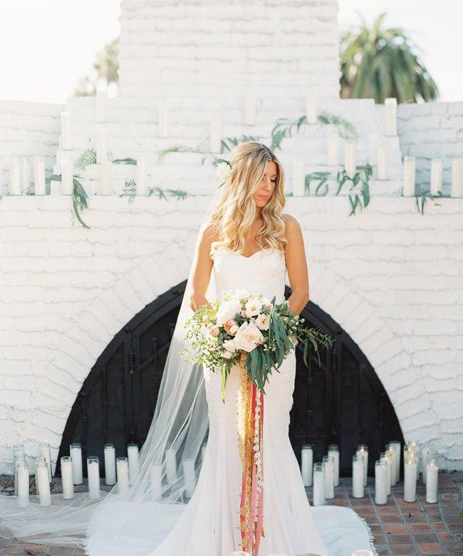 OK XaxyThmg - Свадьба в стиле бохо и гламур (44 фото)