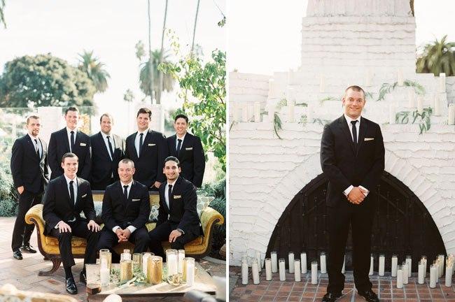 XYaOrZ Gjng - Свадьба в стиле бохо и гламур (44 фото)