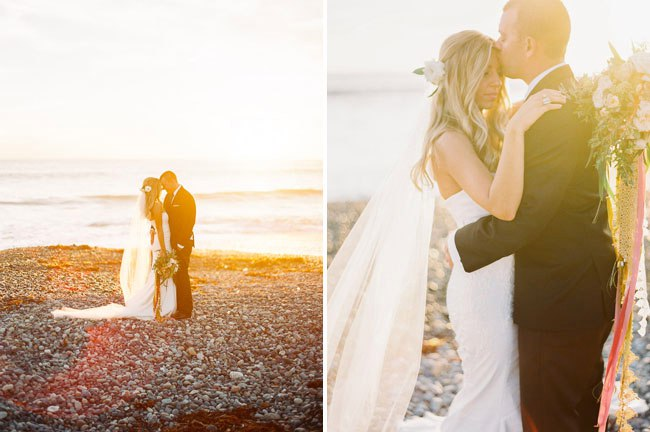 Свадьба в стиле бохо и гламур (44 фото)