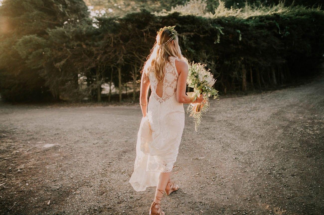 bdoI DnH9Zc - Свадьба в заповедном лесу на берегу океана (26 фото)