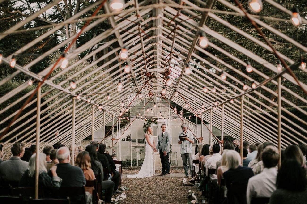a5y KwLpaOI - Свадьба в заповедном лесу на берегу океана (26 фото)