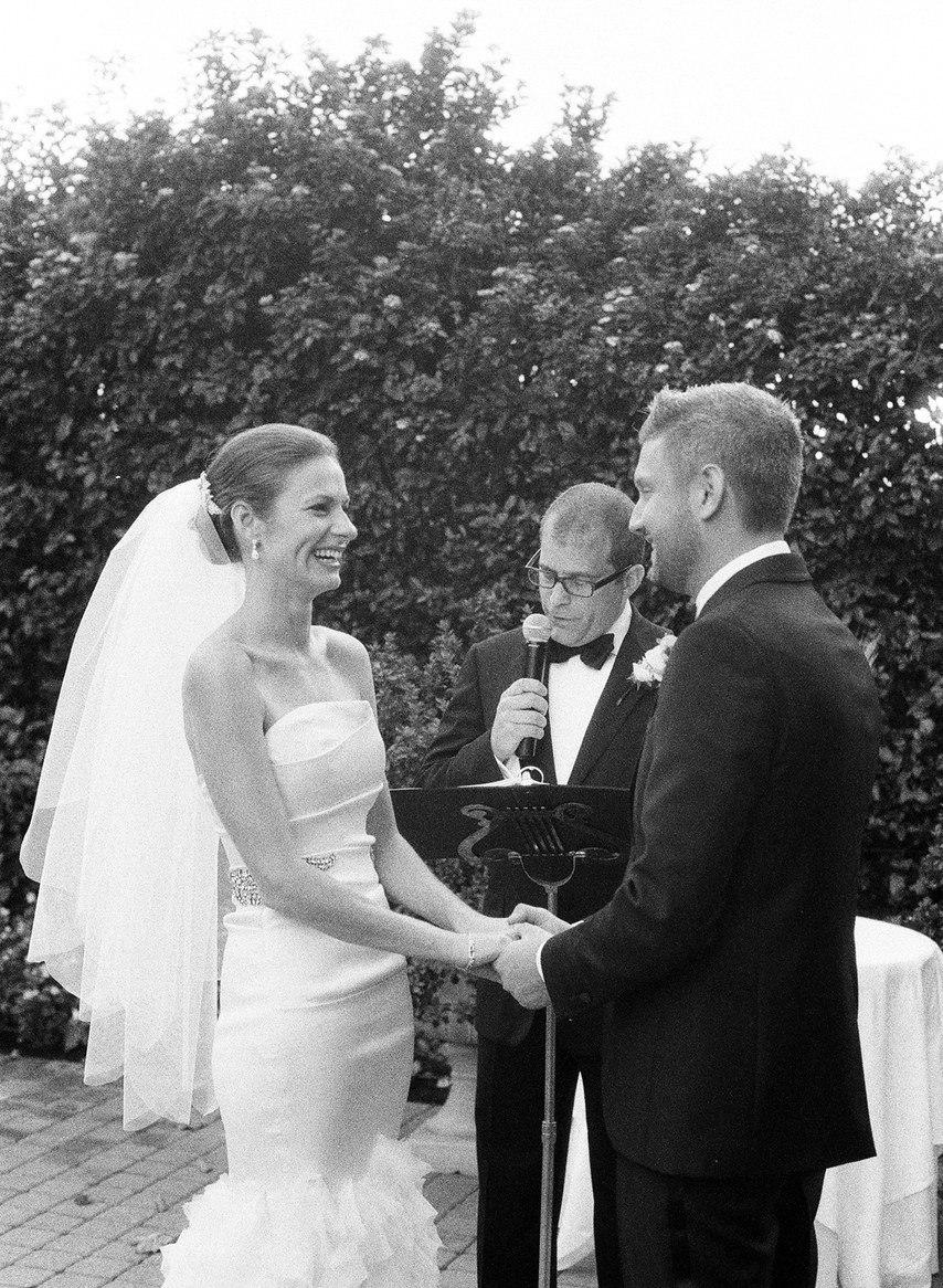 Роскошная свадьба в семейном кругу (20 фото)