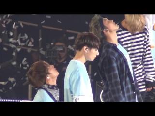 [FANCAM] 161129 BTS - Young Forever (JP Ver.) Jungkook Focus @ BTS Japan Fanmeeting in Tokyo D2