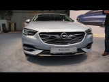 Opel Insignia Grand Sport FULL REVIEW Vauxhall   sneak preview Sports Tourer Insignia B