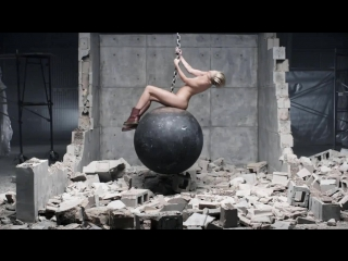 Miley Cyrus - Wrecking Ball (Porn Music Video)