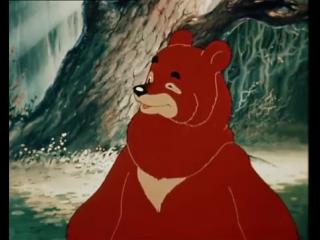 Мультик Олень и волк советские мультфильмы для детей
