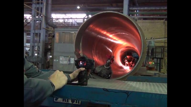 Энергичная курочка на Петрозаводскмаше