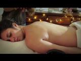 Relaxing Back Massage.ASMR Whispering. Расслабляющий массаж спины