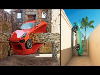 Im Sog der Bilder׃ LaBrooys 3D-Animation
