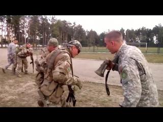 Подготовка Пограничников Украина Оршанец.