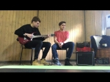 """DMZ 2517 - """"Жду чуда"""" guitar cover"""