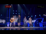 Hallelujah - (The Voice Kids Russia 2016). Artem - Julia - Marsel - Xenia