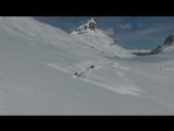Как чистят дороги в снегах Норвегии
