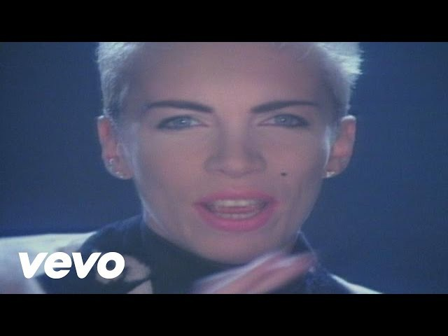Eurythmics, Aretha Franklin - Sisters Are Doin' It for Themselves (Official Video)