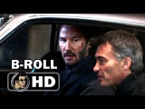 JOHN WICK 2 B-Roll Footage (2017) Keanu Reeves Action Movie HD