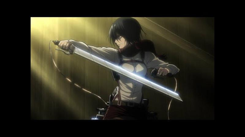 MONSTER ~ Mikasa Ackerman - Attack on Titan