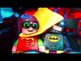 THE LEGO BATMAN MOVIE - Official Comic-Con Trailer (2017) Animated Comedy Movie HD