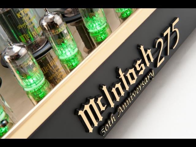 Производство ламповых усилителей McIntosh