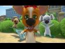Озорная семейка Качели Поучительный мультфильм для детей