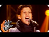 Charles Aznavour - Lei (Matteo) The Voice Kids 2016 Blind Auditions SAT.1