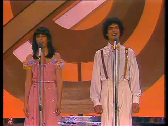 1979 Eurovision Israel - Gali Atari Milk Honey - Hallelujah HQ