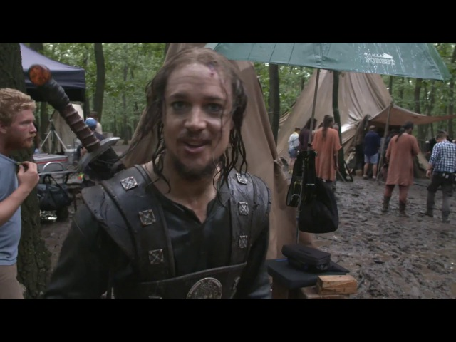 A Day In The Life Of.. Alexander Dreymon (Volume II) | The Last Kingdom